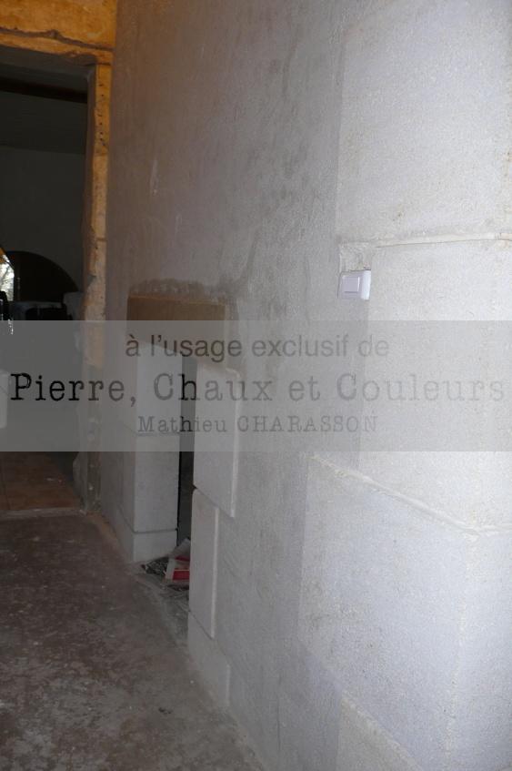 R novation d int rieur en pierre pierre chaux et couleurs - Pierre chaux et couleurs ...