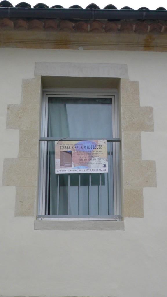 R novation d une maison ancienne au bouscat pierre - Pierre chaux et couleurs ...